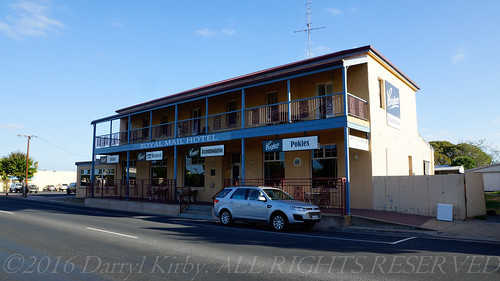 The Royal Mail Hotel-Kingston, SA