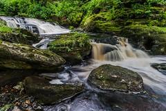 Inversnaid (alanmcilwraith) Tags: waterfall inversnaid