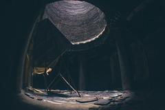 A New Discovery (IAmTheSoundman) Tags: railroad ohio urban abandoned overgrown factory jake takumar sony exploring cleveland smokestack urbex a99 barshick jakebarshick