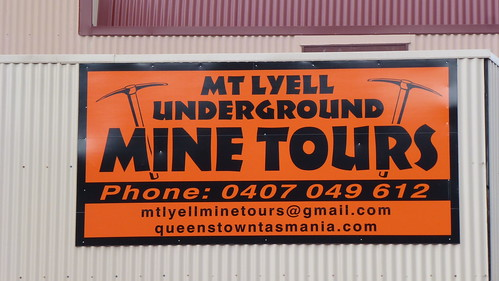 Mount Lyell Mine 336