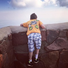 #Malikai on top of Pikes Peak. 14,115 feet above sea level. / on Instagram https://instagram.com/p/6_E-7osmgQ/