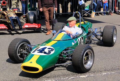 Jim Clark F1 Lotus
