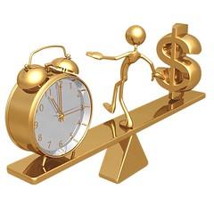 ทรัพยากรที่มีค่ามากที่สุดของมนุษย์ คือ #เวลา เพราะมันเป็นสิ่งที่ไม่มีอะไรซื้อได้  เงินเป็นแค่ทางลัด ให้เราใช้เวลาอย่างคุ้มค่าที่สุด  และในทางเดียวกัน มันก็เป็นกับดัก ให้เราเสียเวลาไปอย่างไร้ค่าเช่นกัน  เมื่อไหร่ที่ #ภาพสุดท้าย (เป้าหมาย) ของเราชัด ว่ามันค