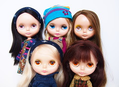 My stock Blythes