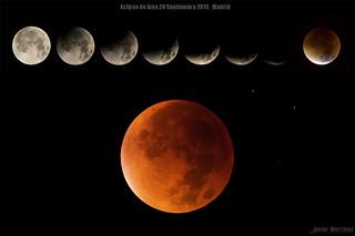 Eclipse de Luna_28 Septiembre 2015 [Explore]