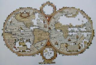 Historical Map Of The World - progress #4