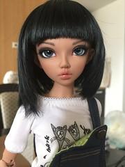 Cleo - Minifee Chloe tan (Evgeniya Stukalina) Tags: ava tan chloe fairyland monique mako minifee