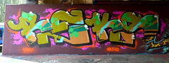 graffiti amsterdm (wojofoto) Tags: reks hof amsterdamsebrug flevopark graffiti amsterdam wojofoto wolfgangjosten nederland netherland holland
