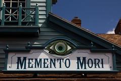 The Eye (DugJax) Tags: mementomori waltdisneyworld magickingdom hauntedmansion libertysquare ef24105mmf4lisusm canonrebelt2i