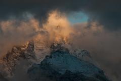 Grand Teton Sunrise (Jeff Bernhard) Tags: jackson wyoming teton grandteton jacksonhole grandtetonnationalpark gtnp