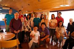 Dia solidario (Cetelem) Tags: ancianos voluntarios fotodegrupo