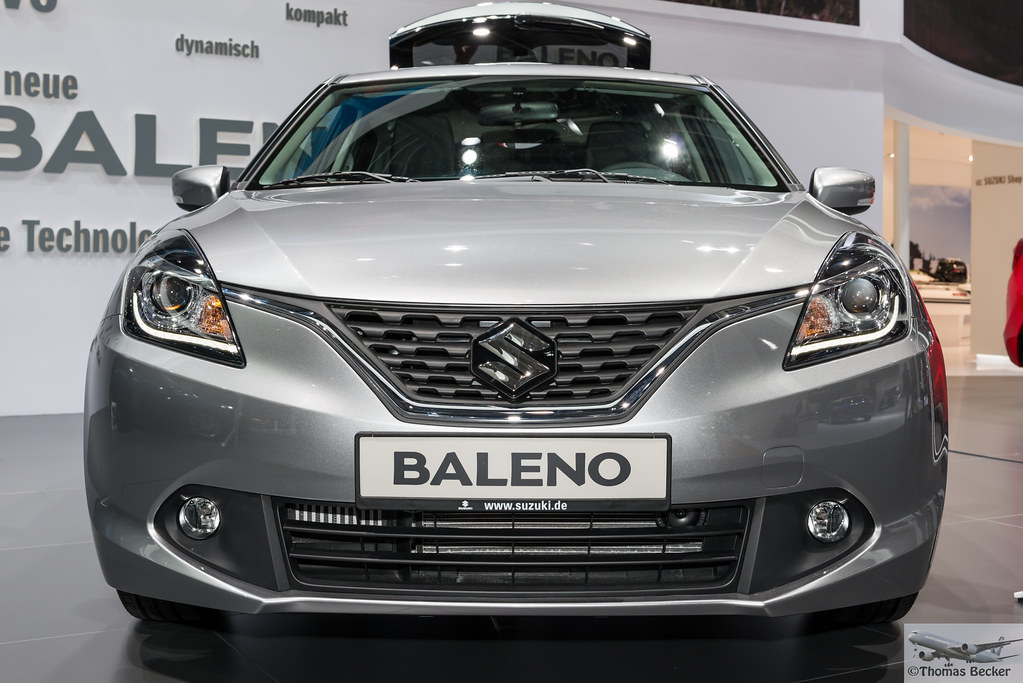 Suzuki Baleno 885889 Thomas Becker Tags Auto Show Copyright Car Germany