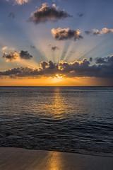 Blue Hour Sunset @ Napili Bay (<e.cel8>) Tags: hawaii bay napili muai