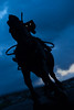 Whose silhouette is this? (katsuboy) Tags: silhouette karas hokutonoken danbo koukou theheadlesshorseman danboard danbomini theheadlessswordsman