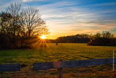 Sunset at Cow Common (mgstanton) Tags: sunset wayland cowcommon