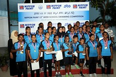 Nippon Paint 13th Inter School Swimming Competition 2015 437