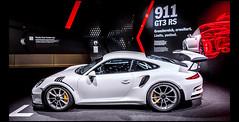 Porsche 991 GT3 RS (Laurent DUCHENE) Tags: frankfurt porsche rs iaa 991 gt3 2015