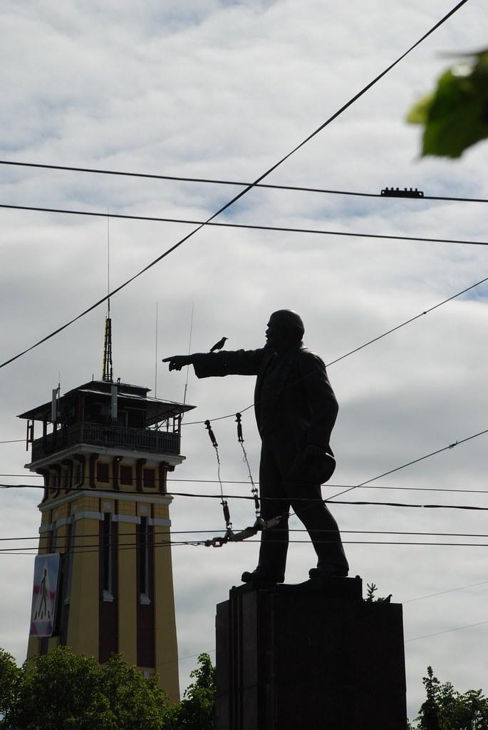 фото: Ленин