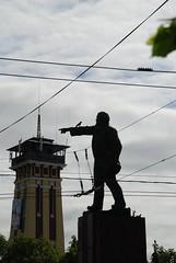 (akk_rus) Tags: city lenin nikon europe cityscape russia cityscapes nikkor yaroslavl     d80 18135mm  nikond80 18135mmf3556g afsnikkor18135mm13556ged