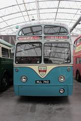Brooklands Museum 101 (Slimboy Fat) Tags: museum unitedkingdom gb regal weybridge 1953 brooklands aec britisheuropeanairways brooklandsmuseum