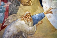 Anastasis (Harrowing of Hell), detail with Adam