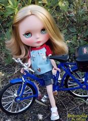 Antonella e sua Bike ^-^