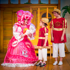 Tip Tops Dick Whittington (Mark Carline) Tags: christmas winter cold lights cheshire culture chester pantomime panto tiptop 2015 dickwhittington christmasinchester chesterculture