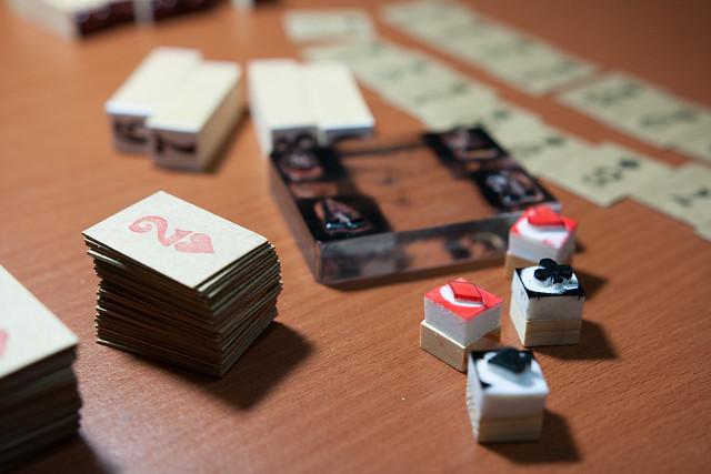 婚禮遊戲撲克牌