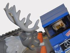 21. Oktober 1997 (Thomas Reincke) Tags: robert reindeer mercedes benz lego elk collin esp aklasse moc vrld w168 elchtest teknikens