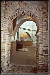 Mezquita del Alczar de Jerez de la Frontera (Lourdes S.C.) Tags: espaa ladrillo luz contraluz andaluca interior mezquita interiores arcos alczar rabe jerezdelafrontera alczardejerezdelafrontera provinciadecdiz pueblosandaluces