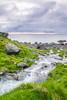 Stream from Utdalsvatnet, Lofoten (kurt.kristiansen) Tags: summer stream seascapes sommer hike lofoten ferietur singhrayvarind gradertgråfilter hikebetweenunstadandeggum