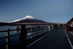 Mt.Fuji & Lake Yamanaka) (Grandpa-AKIRA) Tags: lake fuji fujisan   mtfuji yamanaka
