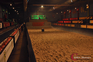 Arena Excalibur Beto Carrero World - Penha - SC - Brasil