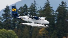 C-GQKN - Harbour Air - DHC-6 Twin Otter (bcavpics) Tags: cgqkn harbourair dhc6 twin otter aviation aircraft plane airplane seaplane floatplane cyhc coalharbour vancouver britishcolumbia canada bcpics