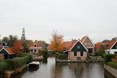 Hindeloopen houses (Lovando) Tags: hindeloopen houses netherlands nederland friesland frisia frysln