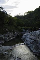 Gardon - Cvennes - 02 (alexandreweber_zootrope) Tags: nature extrieur cvennes rivire rives rochers eau eauvive coursdeau couchdesoleil france paysage gardon
