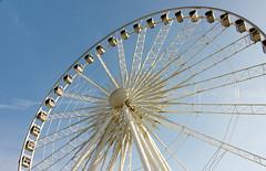Sky & Wheel (rumimume) Tags: potd rumimume 2016 niagara ontario canada photo canon 550d t2i sigma summer niagarafalls tourist cliftonhill