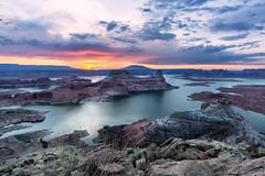 Alstrom Sunrise (david.mavricos) Tags: alstrompoint sunrise lakepowell pagearizona sonya6000