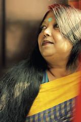 - my mom (press & pleasure - pap) Tags: bangladesh bangladeshi bengali poet potrait