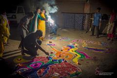 DIWALI 2016 (S.M.Rafiq) Tags: diwali2016 karachi pakistan sindh smrafiq hindu diwali diwalirangoli rangoli syedmrafiq