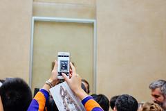 (eltercero) Tags: francia france paris museelouvre louvremuseum museodellouvre louvre monalisa gioconda