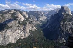 Yosemite Valley View (Bob Stoffs) Tags: halfdome