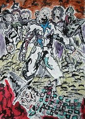 artshow2-305 (Haerangil) Tags: painting acryl abstract