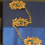 Jewelled Malaysian bracelet thumbnail