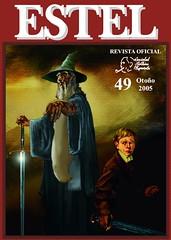 Sociedad_Tolkien_Espanola_Revista_Estel_49_portada (Sociedad Tolkien Espaola (STE)) Tags: ste estel revista tolkien esdla lotr