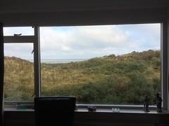 2016-10 Herfstvakantie Schiermonnikoog (9) (Evert Kuiken) Tags: schiermonnikoog uitzicht appartement noderstraun 62