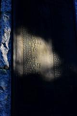 Cenotaph, Kenora (Grandpaparazzi) Tags: cenotaph kenoraontario names brass plaque shadow light granite war