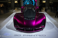 3D Printed concept     LA AutoShow 2016 convention center (bryanasmar) Tags: 3d printed la concept convention sony a7ii autoshow