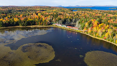 Essence of the Moosehead (Thomas Coulombe) Tags: centralmainequebec cmq 2 emdsd402f sd402 gmdsd402f mooseheadsub mooseheadlake moosebay maine drone aerial dji phantom