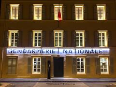Gendarmerie Nationale de DeFunes (Seb & Jen) Tags: sainttropez france gendarmerie var mediterranee
